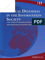 Ethical Dilemmas in the Information Society