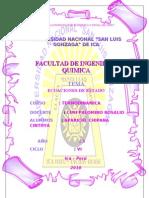AÑO DE LA CONSOLIDACION ECONOMICA Y SOCIAL DEL PERU