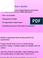 Cost of Final Quality