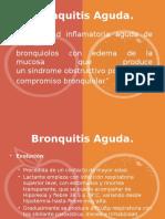 Caso Clínico Bronquiolitis