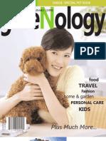 Greenology Magazine - May 2010