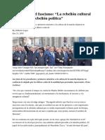 Gilberto Lopes, Recordando Al Fascismo, a propósito de la masacre de Charlie Hebdo