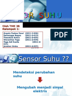Sensor Thermal
