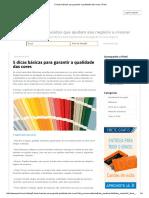 5 Dicas Básicas Para Garantir a Qualidade Das Cores _ Printi