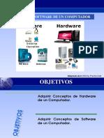 Hardware y Software de Un Computador