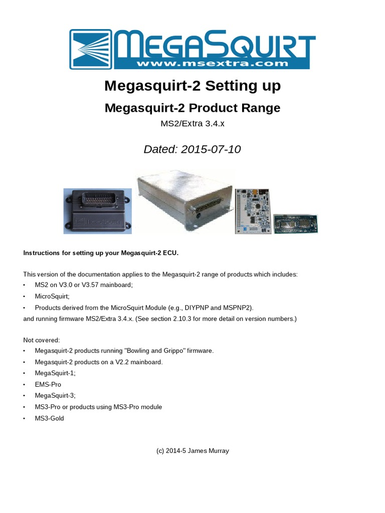 Megasquirt2 Setting Up-3 4 | Electrical Connector | Throttle