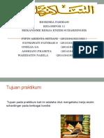 Laporan Biokimia - Enzim Schardinger