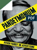 Pandeymonium_ Piyush Pandey on - Piyush Pandey