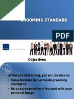 Grooming Standard Novotel Bjb