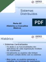 SD02 - Histórico e Conceitos Básicos
