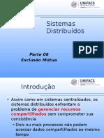 SD06 - Exclusão Mútua