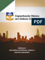 Capacitação em Defesa Civil