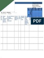 6-IRQA Sheet Form