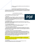 Direito Tributário Modelo de Açao de Repetição de Indebito