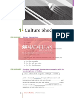 Effective Reading 2 - Chapter 1 - Culture Shock (1)