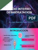 Clase Osmolaridad Deshidrataciòn