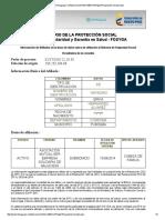 Www.fosyga.gov.Co Aplicaciones InternetBDUA Pages RespuestaConsulta