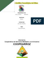 Coopearroz, Jose Luis