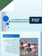 Clasificacion Tensiones Industriales
