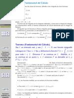 Teorema Fundamental Del Calculo (2)