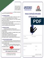 Manual Empilhadeira Elétrica