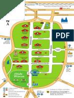 Map a Oktoberfest