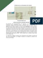 Teclado Matricial Con Pantalla LCD