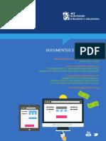Folheto Documentos Pagamento