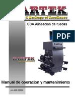 420-02598 Manual Uso e Iunstalacion SBA Espanol
