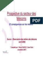 Prospective Métier Telecom