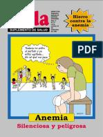 La Anemia en La Embarazada