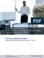 SCE en 030-050 R1209 Analogwertverarbeitung