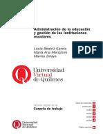 Adminis de La Educacion y Gestion-DIGITAL