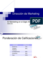 Direccion de Marketing UTB