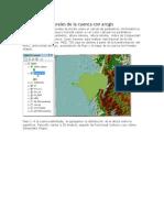 03 Parámetros Generales de La Cuenca Con Arcgis