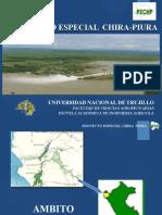 PROYECTO ESPECIAL CHIRA PIURA