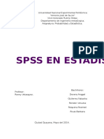 Trabajo SPSS
