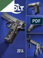 Colt 2016 Commercial Catalog