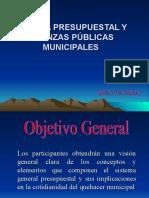 Sistema Presupuestal Municipal