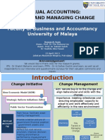 UM-IPN_Change Management Report_23 Apr 2013