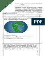 Webquest n.1 (Origen Geológico De Panamá)