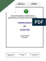 Steamtrap Module