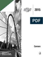 2015 Camaro Owners Manual