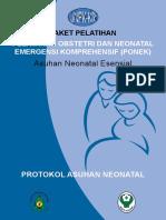 1.  Neonatal Esensial