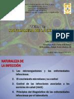 Tema 2. Naturaleza de La Infección