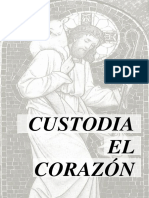 Custodia El Corazon