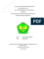 Proposal Rancangan Program Kkn Ppm 2016