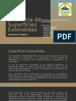 Eficiencia de Superficies Extendidas