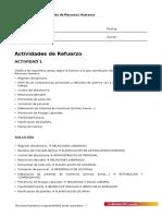 RRHH Unidad 02 Actividades Solucion