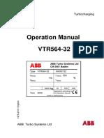 Manual Turbocharger